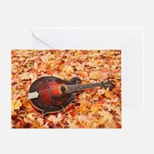 Fall_Leaves_Travel_Mug Greeting Card