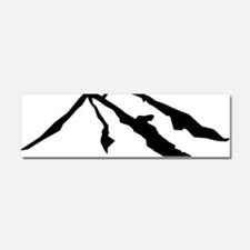 mountains_2 Car Magnet 10 x 3