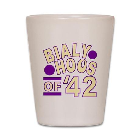 bialyhoos Shot Glass