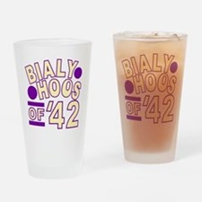 bialyhoos Drinking Glass