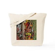 LadyBug_Crossing5_iPad Tote Bag
