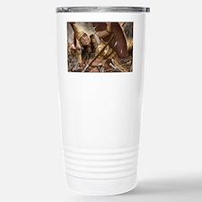 thelastris for cal Stainless Steel Travel Mug