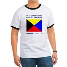 USCG Recruit Company Z175<BR> T-Shirt 2