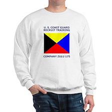 USCG Recruit Company Z175<BR> Sweatshirt 2