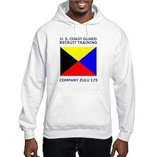 USCG Recruit Company Z175<BR> Hoodie 2