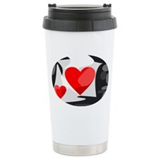 Raptured Heart Travel Mug