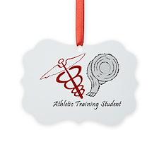 Athletic Training Student Ornament
