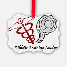 Athletic Training Student Ornament