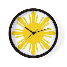 philipines1 Wall Clock