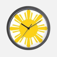 philipines1 Wall Clock