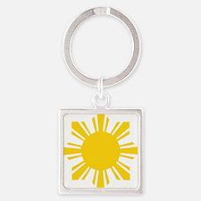 philipines1 Square Keychain