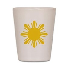 philipines1 Shot Glass