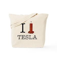 Tesla-1 Tote Bag