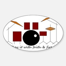 drums Decal
