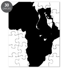 Africa and Man Puzzle
