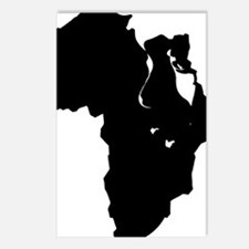 Africa and Man Postcards (Package of 8)