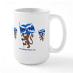 Glesga Pals Large Mug