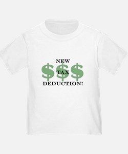 New tax deduction baby T