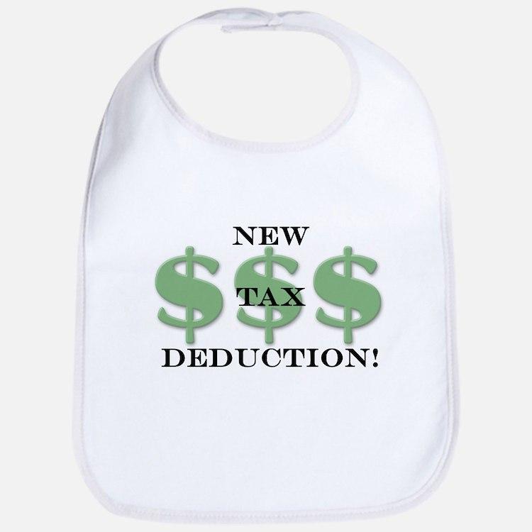 New tax deduction baby Bib
