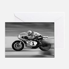 Road Speed Greeting Cards