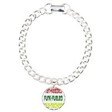 ska machine Charm Bracelet, One Charm