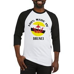 Made In Brunei Baseball Jersey
