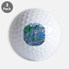Coaster Ghost Adventures Golf Ball