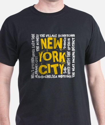 NYC_neighborhoods T-Shirt