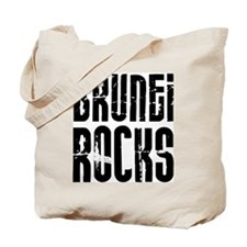 Brunei Rocks Tote Bag