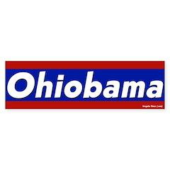 Ohiobama Bumper Bumper Sticker
