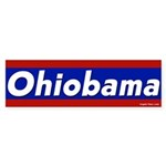 Ohiobama Bumper Sticker