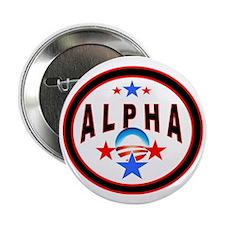 """ALPHA 2.25"""" Button"""