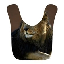Lion In Repose Bib