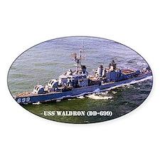 waldron sticker Decal