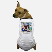 Call 911 or Parking Management Dog T-Shirt
