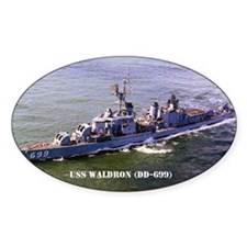 waldron framed panel print Decal