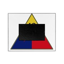 16th Armored Division Picture Frame