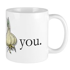 I GarlicHeart You Mug