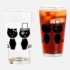 Soba-chan  Udon-kun no title Drinking Glass