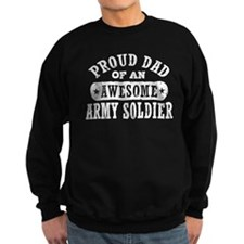 Proud Army Dad Jumper Sweater