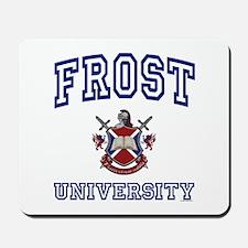 FROST University Mousepad