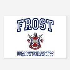 FROST University Postcards (Package of 8)