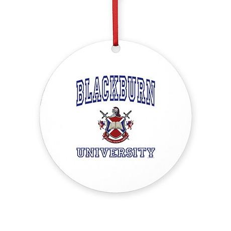 BLACKBURN University Ornament (Round)