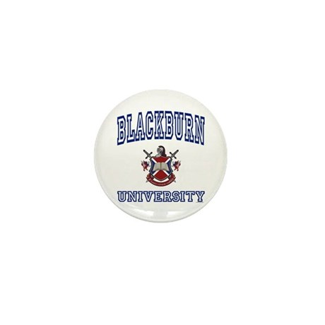 BLACKBURN University Mini Button (100 pack)