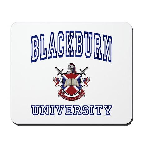 BLACKBURN University Mousepad