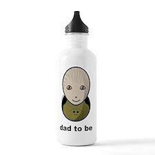 personnageoeufdadtobef Water Bottle
