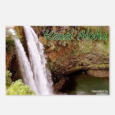 Kauai_Aloha Postcards (Package of 8)