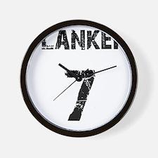 flanknew Wall Clock