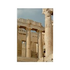 acropolis_print Rectangle Magnet