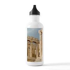acropolis_print Sports Water Bottle